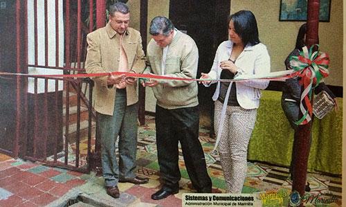 Alcalde de Marinilla Gildardo Hurtado Alzate