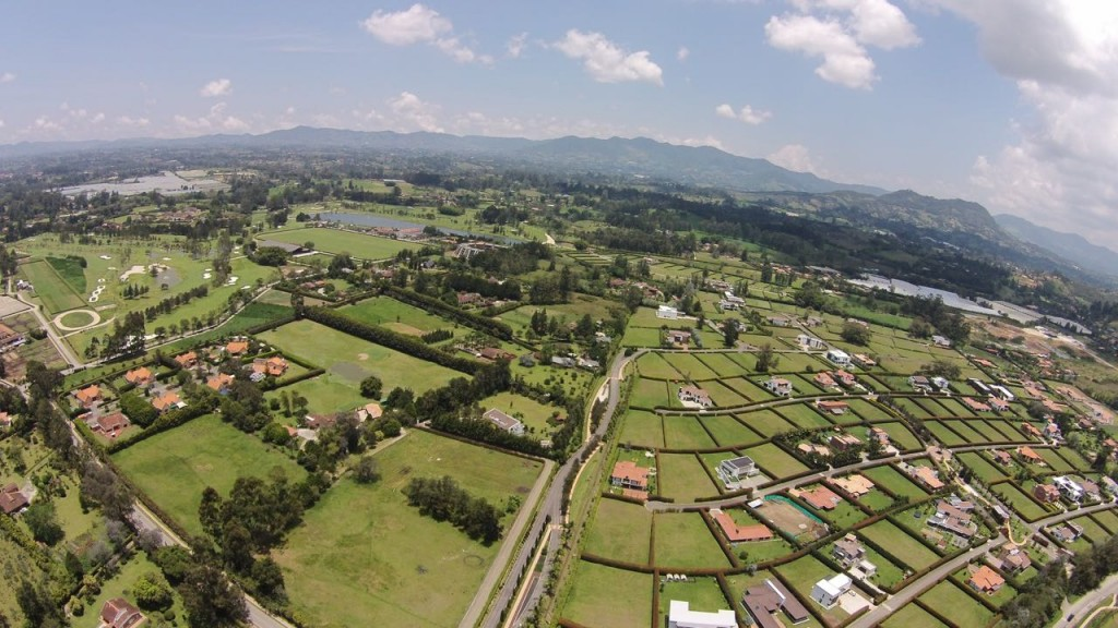 Foto Aérea Llanogrande - Rionegro