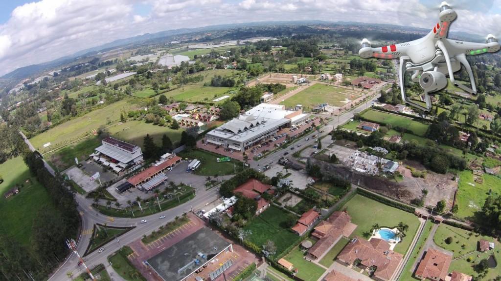 Fotos Aéreas Llanogrande - Rionegro