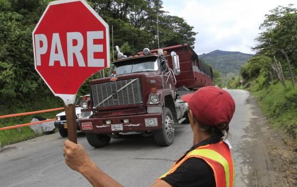 La población del Oriente de Antioquia espera que se cumpla con las promesas en materia de obras.