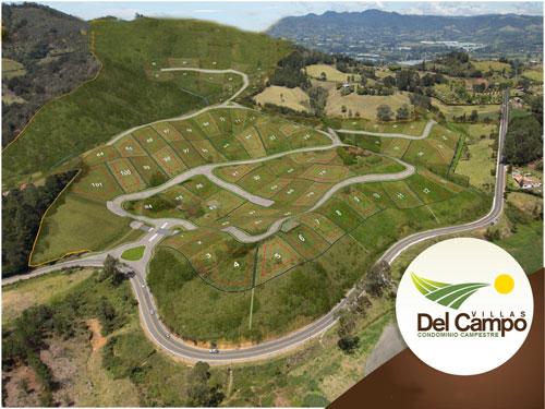 Proyecto Lotes en Parcelación - Corredor Don Diego - La Ceja