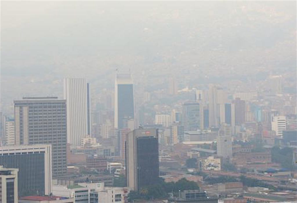 Pollution medellin
