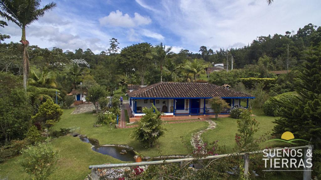 Venta de Finca en Rionegro - Tablacito
