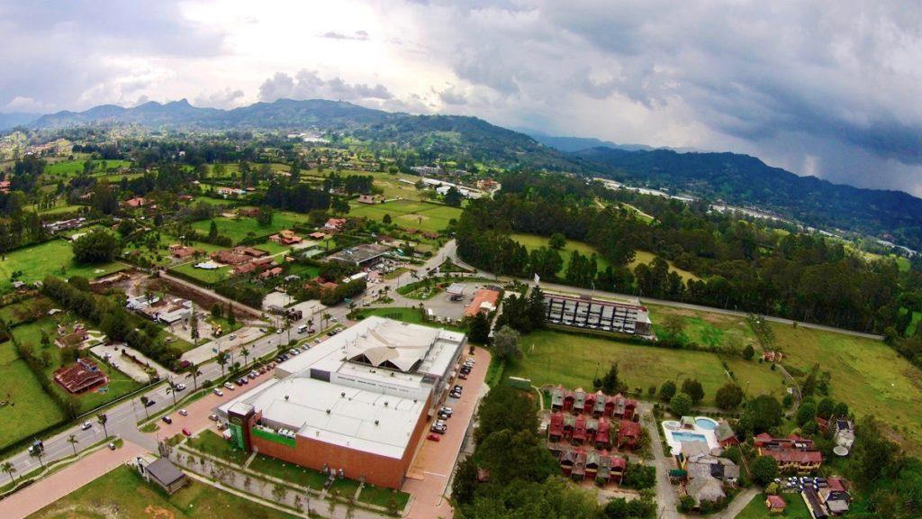 Corredor Llanogrande Antioquia