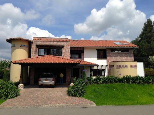 Casas en Parcelación