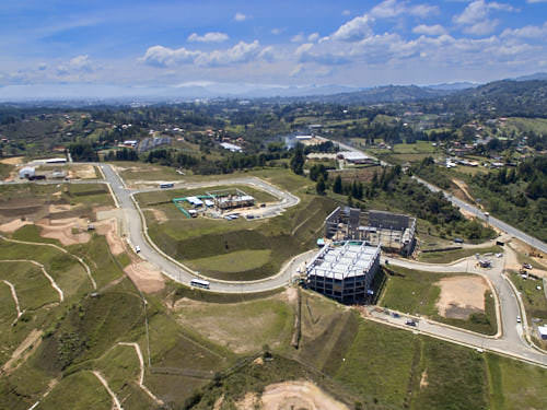 Proyectos Lotes Industriales